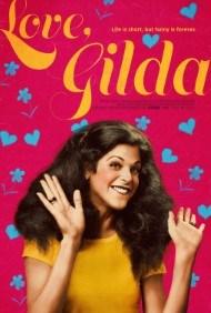 Love, Gilda: A Gilda's Club Fundraiser Poster