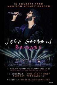 Josh Groban Bridges from Madison Square Garden Poster