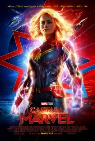 Captain Marvel 3D Poster