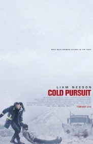 Cold Pursuit D-BOX Poster