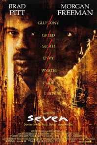 Founders Film Series: Se7en Poster