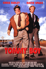 Founders Film Series: Tommy Boy Poster
