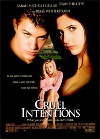 Cruel Intentions 20th Anniversary Poster