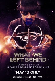 What We Left Behind: Looking Back at Deep Space 9