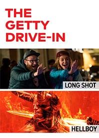 Long Shot / Hellboy Poster
