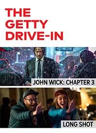 John Wick: Chapter 3 - Parabellum / Long Shot Poster